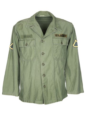 60s US Army Utility Jacket - M