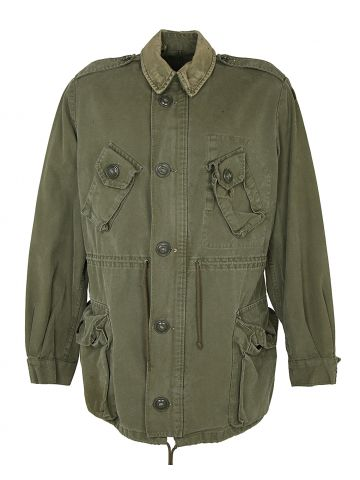 1985 Green Canadian Combat Jacket  - M