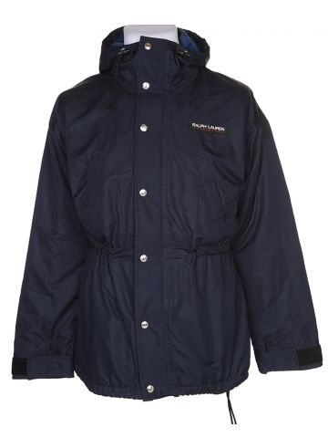 Ralph Lauren Blue Anorak Jacket - S