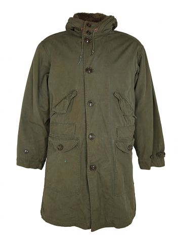1947 - M47 Green US Army Parka - M