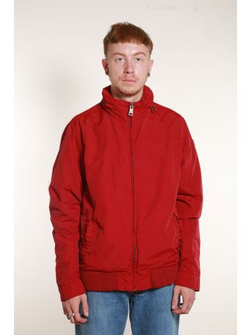 Tommy Hilfiger Red Track Jacket - L