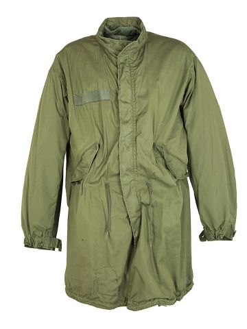 US Army Cold Weather Hoodless Parka - XL