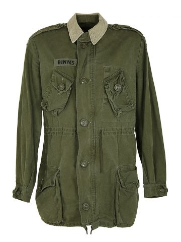 80s Canadian Combat Field Jacket - XL
