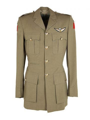 50s Canadian Army Paratrooper Summer Jacket - M