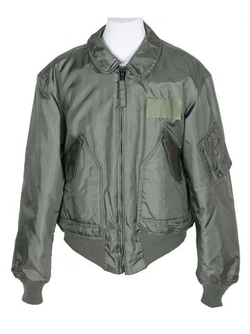 90s US Air Force CWU Alpha Industries Flying Jacket - L