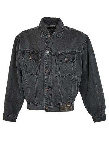 Grey Valentino Denim Jacket - M