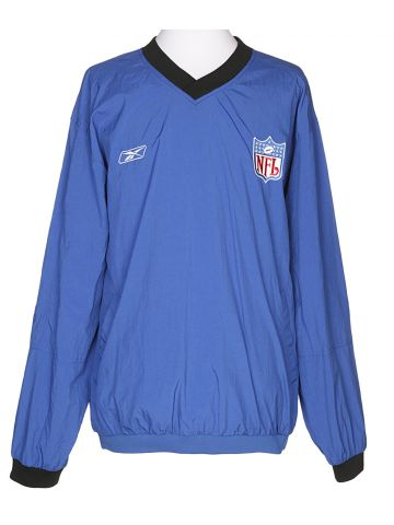 Reebok NFL Blue Sports Jacket - XL
