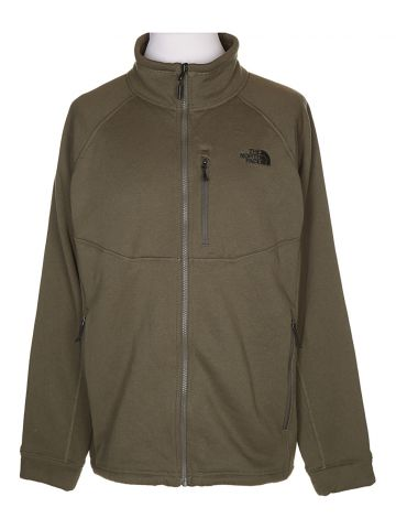 The North Face Khaki Fleece - XL