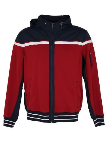Tommy Hilfiger Hooded Sports Jacket - L