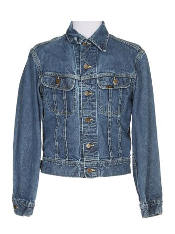 1970s Lee Denim Jacket - S