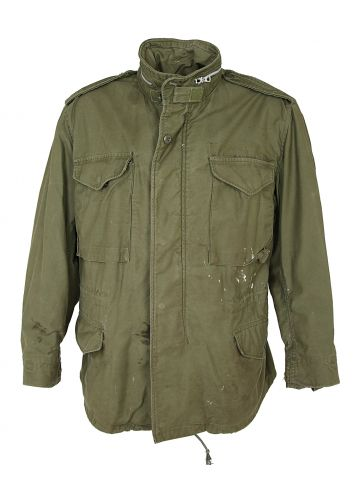 Vietnam Era 1967 M-65 Alpha Jacket - M