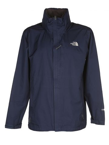 The North Face Navy Anorak Jacket - L