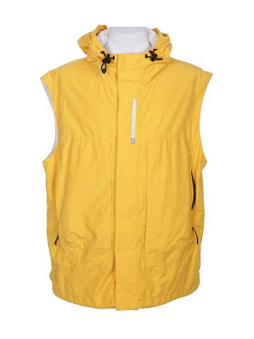 Tommy Hilfiger Yellow Bodywarmer - L