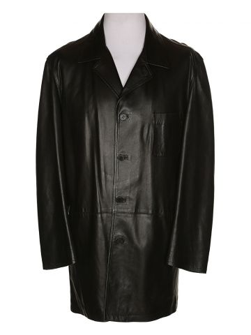 Bruno Magli Italian Leather Jacket - L