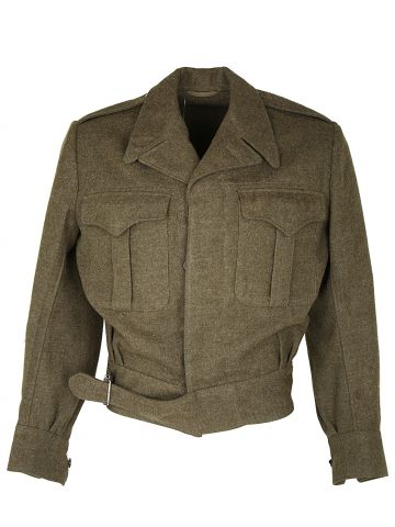 1951 Canadian Army Battledress Jacket - M
