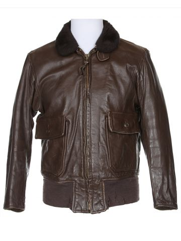 Boutique G-1 Bomber Flight Jacket - L
