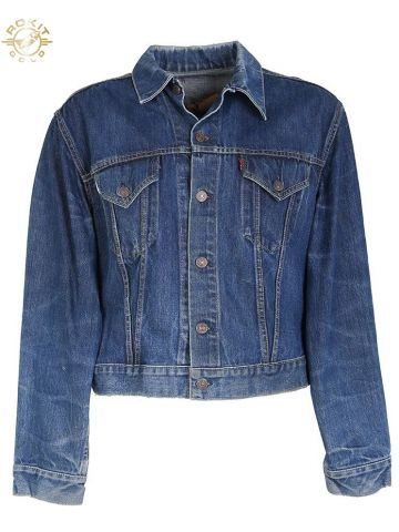 Vintage 1962 Levi's Big E 557xxx  Denim Trucker Jacket - L