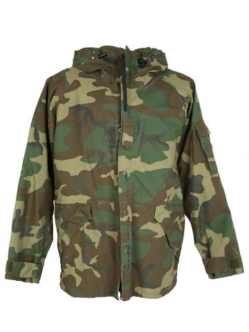 1980s M81 Cold Weather Camouflage Parka - L