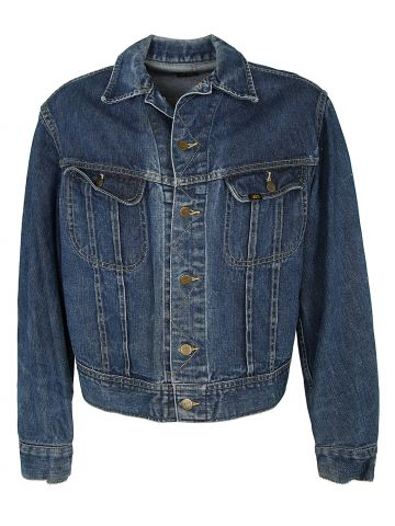 Vintage 70s Lee 101-J Denim Jacket - L