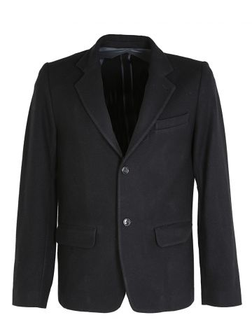 A.P.C. Black Wool Jacket - S