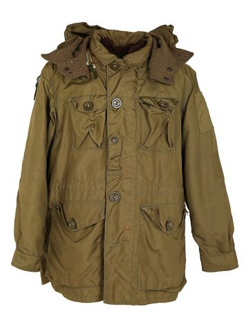 60s Canadian Extreme Weather Parka - L