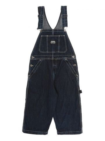 90s Ikeda Blue Short Dungarees & Coveralls (mens) - S